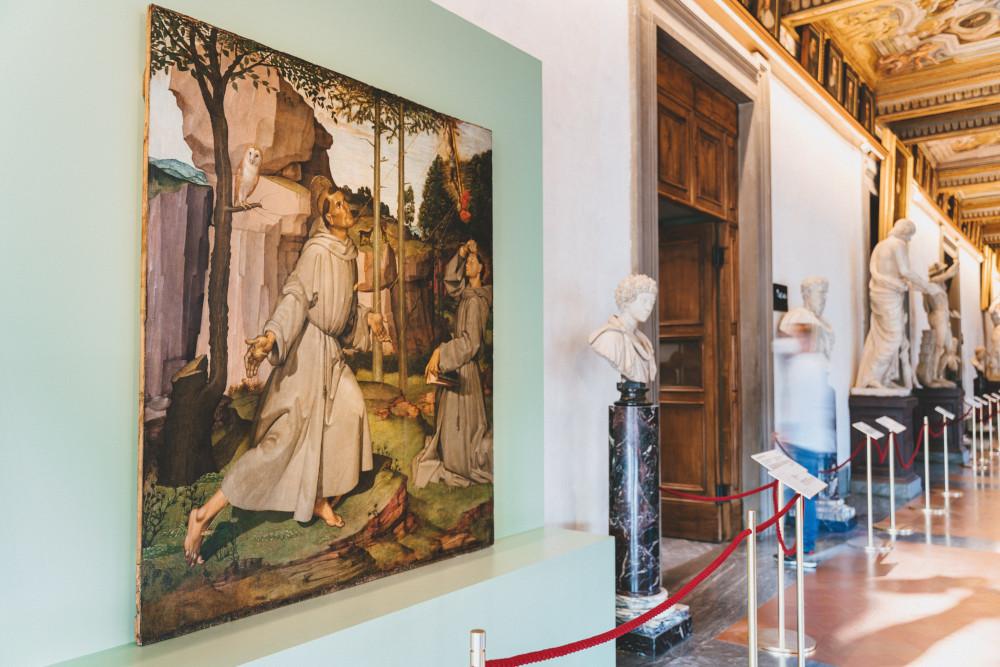 A Castiglion Fiorentino quinta mostra degli Uffizi Diffusi: scambio d'arte nel segno di san Francesco