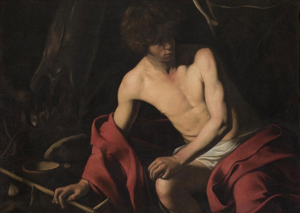 Il San Giovanni Battista di Caravaggio va in trasferta: esposto per tre mesi a Torino