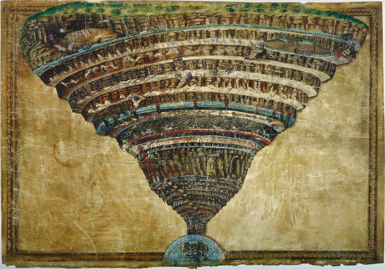 Da Botticelli a Rodin, alle Scuderie del Quirinale di Roma è in mostra l'Inferno di Dante