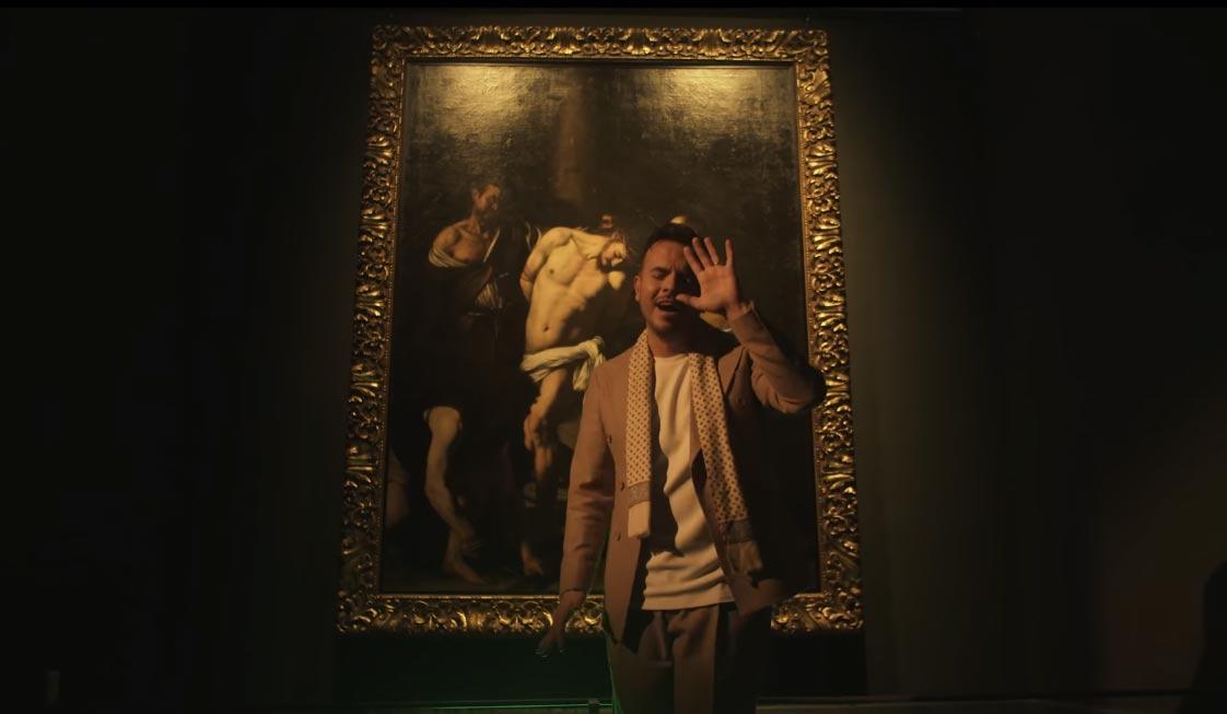 Napoli, è polemica per il video neomelodico girato a Capodimonte davanti a Caravaggio