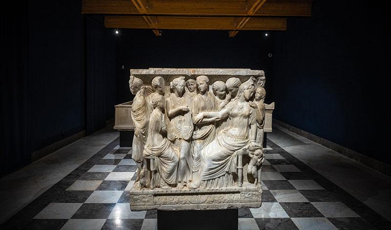 Agrigento, dopo 55 anni torna nella Cattedrale di San Gerlando il sarcofago di Ippolito e Fedra