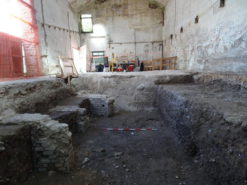 Importante scoperta a Fano: rinvenuti resti del Tempio della Fortuna. Da qui nacque il primo nucleo abitato