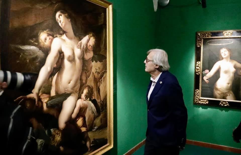 """""""La ricerca della bellezza"""": ad Ascoli in mostra la Collezione Cavallini Sgarbi"""