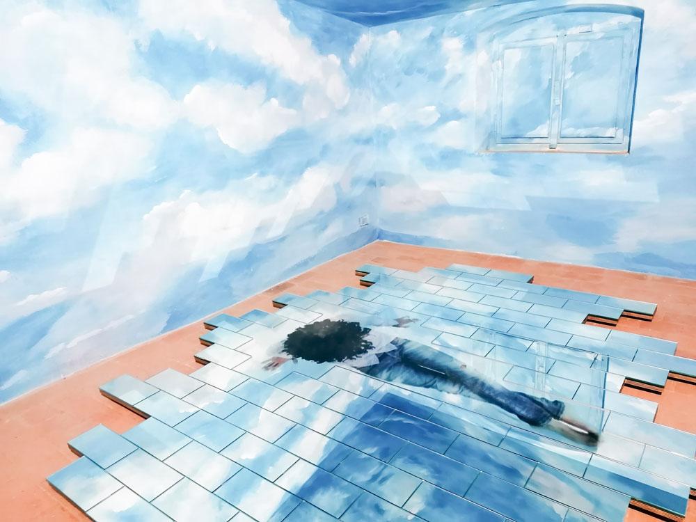L'arte contemporanea invade il borgo toscano di Radicondoli