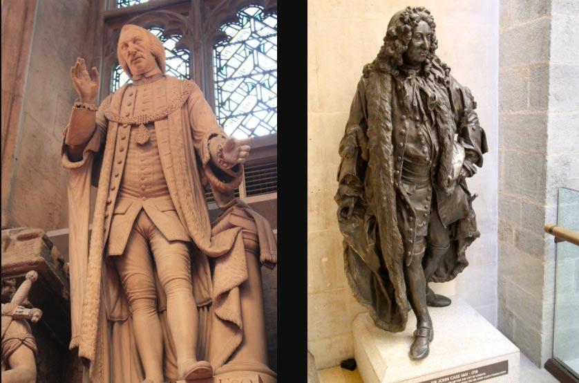 Londra, il municipio della City rimuove statue di due personaggi legati allo schiavismo