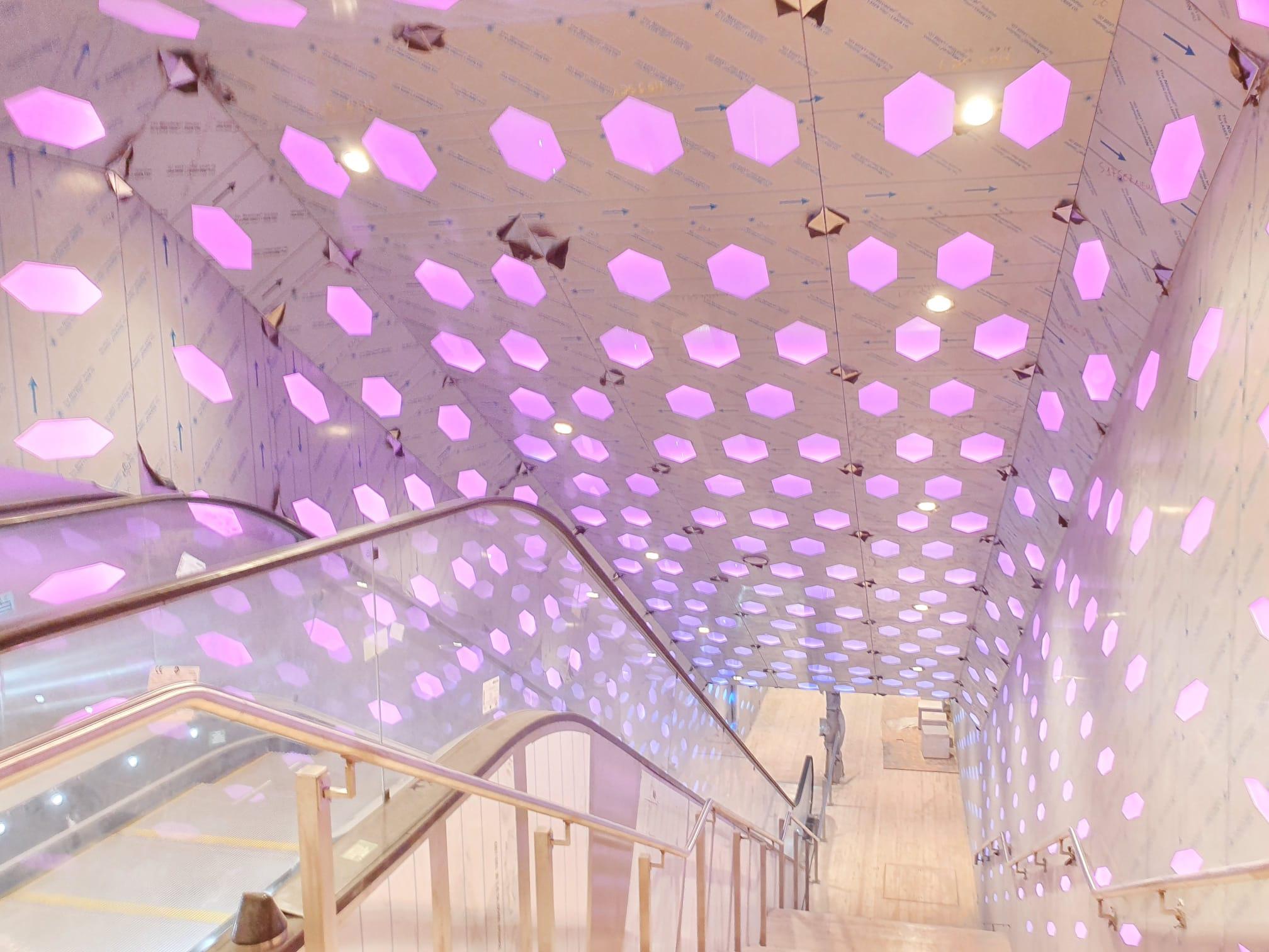 Napoli, apre al pubblico la stazione Duomo della metropolitana, progettata da Fuksas