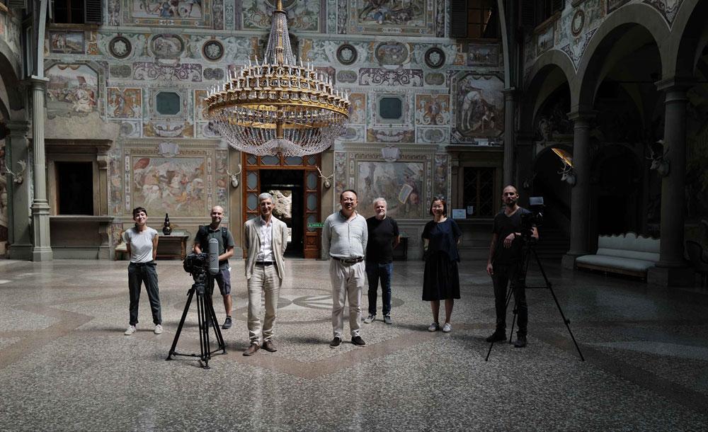 I direttori dei musei di Firenze raccontano alla Cina il patrimonio della città con visite guidate online
