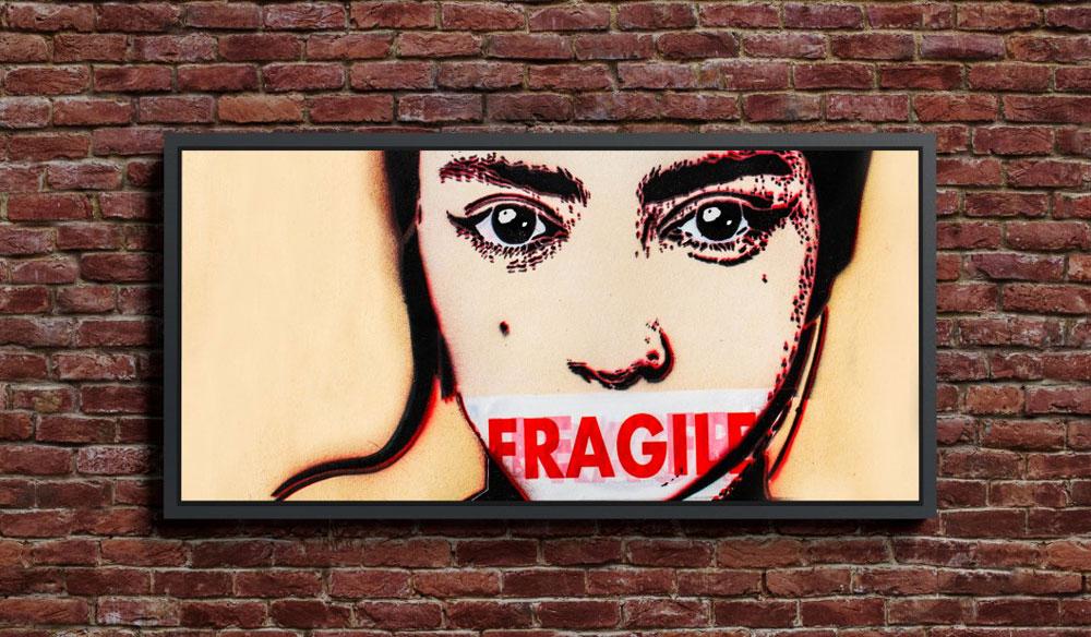 A Firenze una mostra diffusa di street art per sensibilizzare all'ascolto