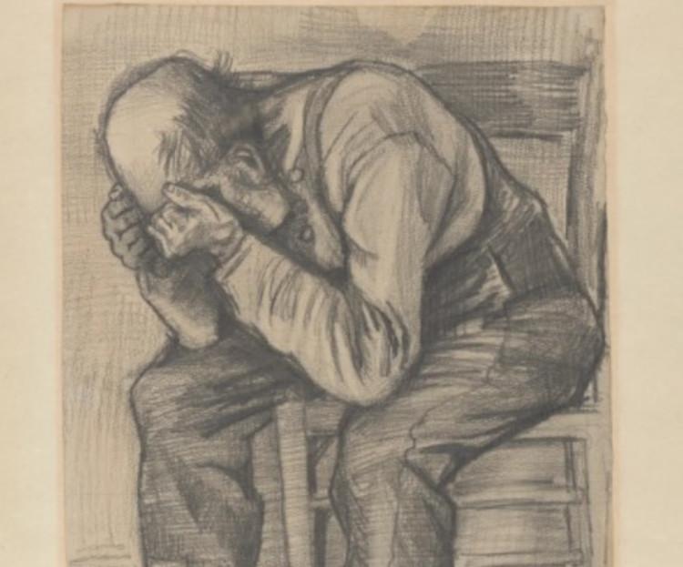 """Scoperto un nuovo disegno di Van Gogh: """"È un evento raro"""""""