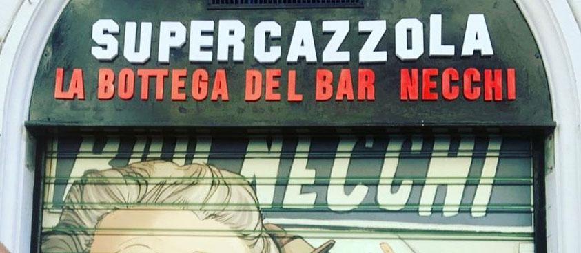 A Firenze apre il primo... negozio della Supercazzola, tutto a tema Amici Miei