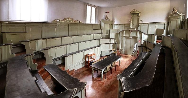 Ferrara, via al restauro del Teatro Anatomico della Biblioteca Ariostea