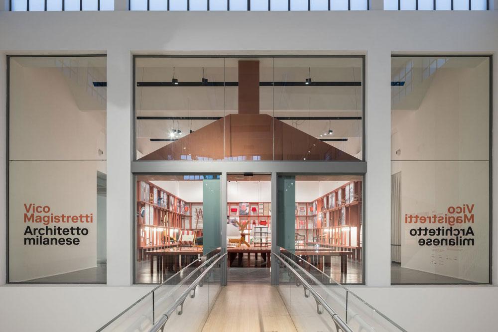Omaggio della Triennale di Milano a Vico Magistretti, architetto e designer milanese