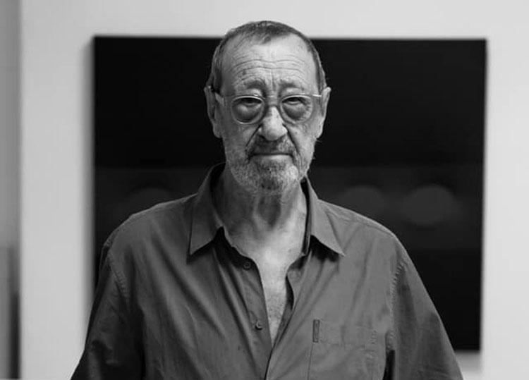 Addio a Turi Simeti: ci lascia per Covid l'artista che ha fatto dell'ovale la sua cifra stilistica