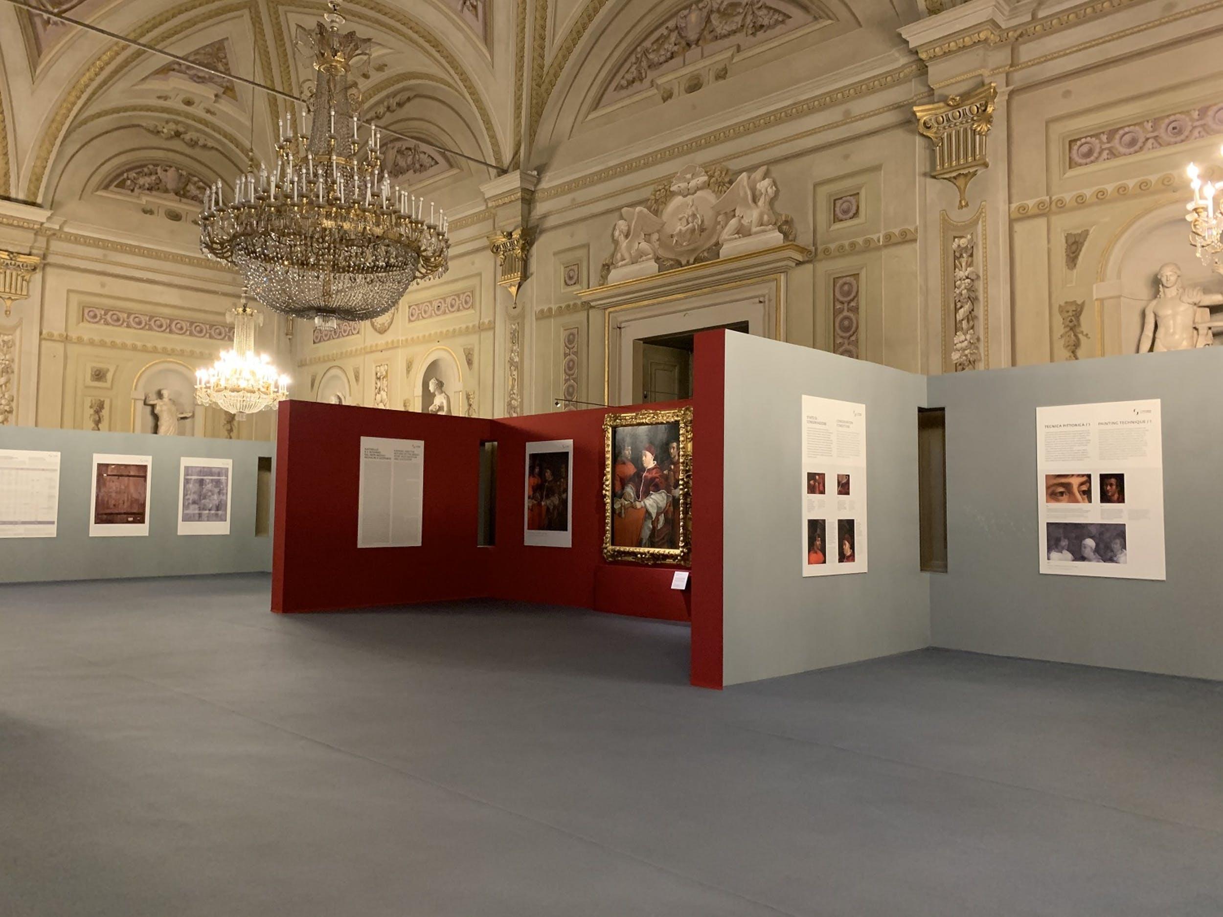 Le mostre dell'estate agli Uffizi: focus su Giuseppe Penone e sul Leone X di Raffaello