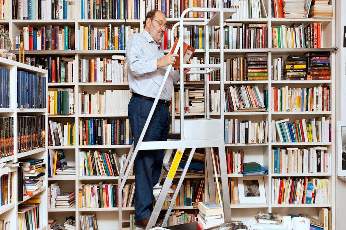 Il MiBACT acquisisce la Biblioteca e l'Archivio di Umberto Eco: diventano beni pubblici