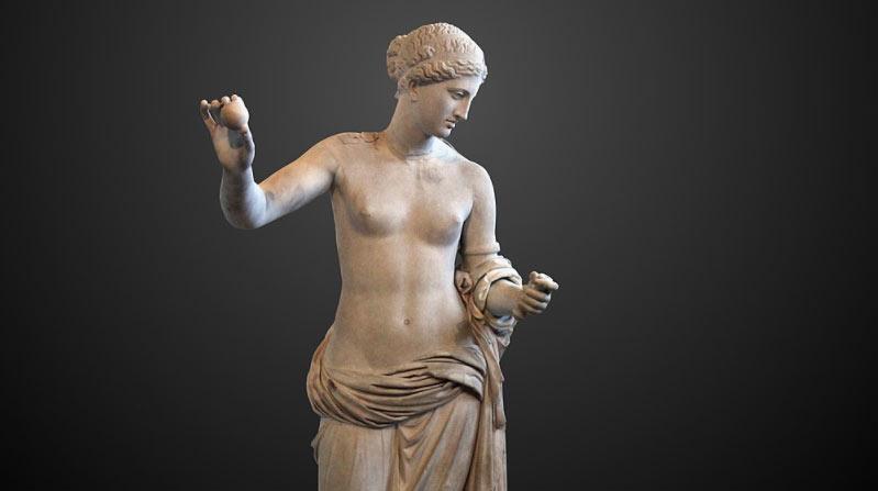 La città di Arles chiede al Louvre di far tornare in Provenza una statua romana di Venere