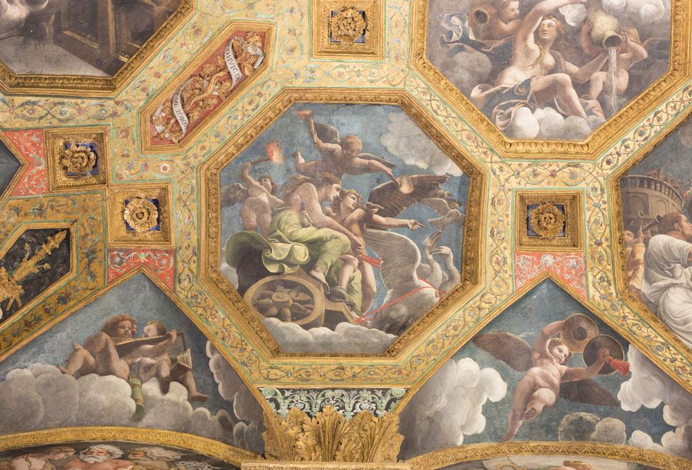 Palazzo Te: presentato il programma espositivo 2021 tutto dedicato a Venere