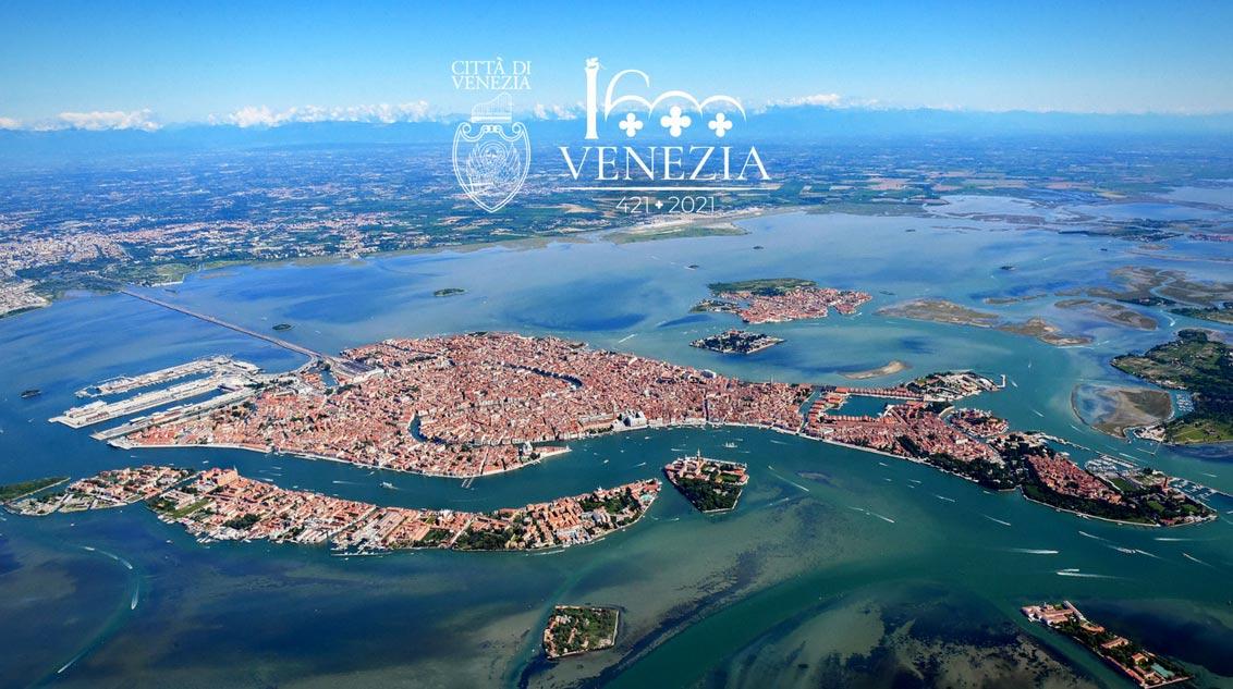 Venezia compie 1600 anni: un portale raccoglie le iniziative che celebrano l'evento