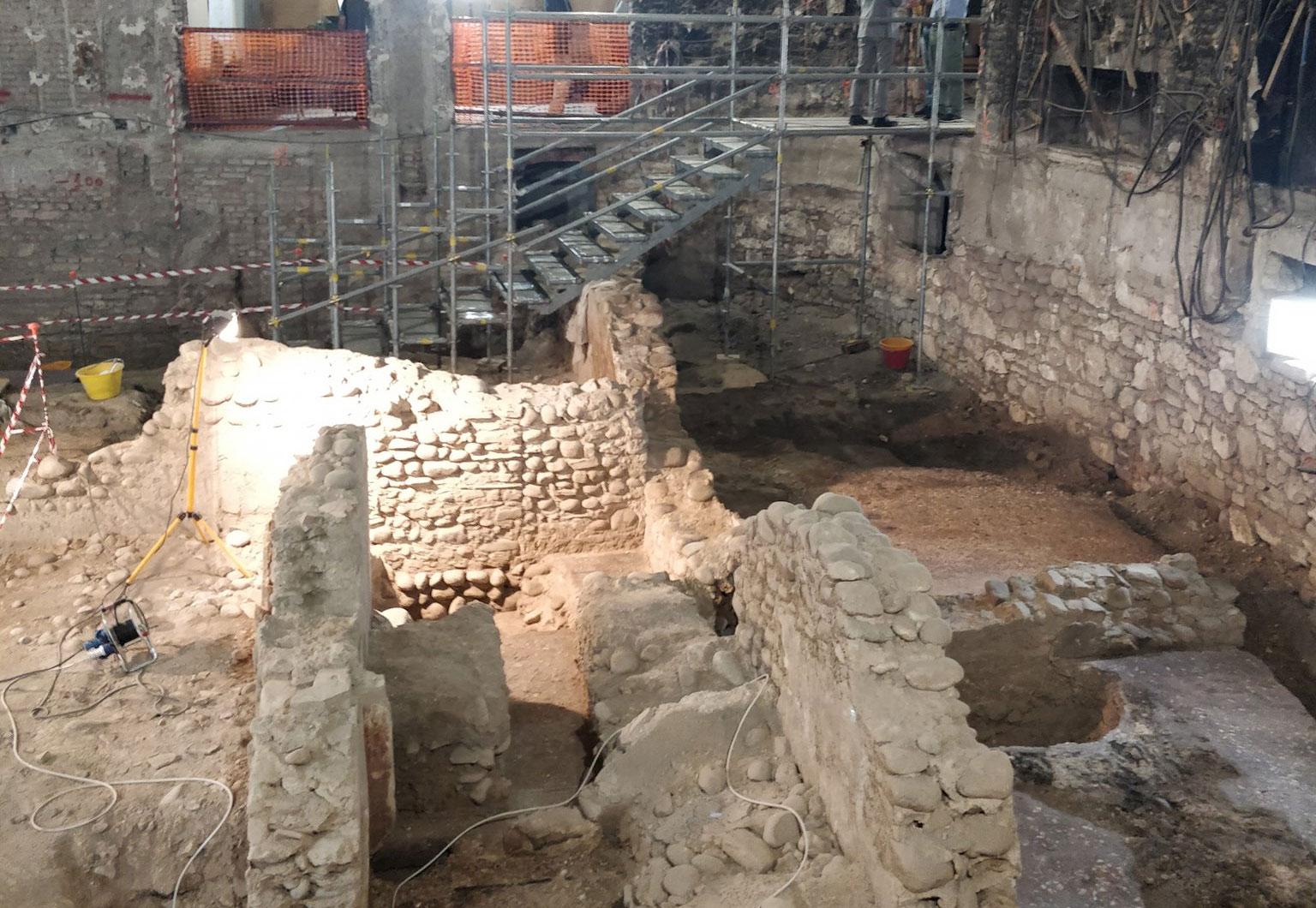 """Piccola Pompei a Verona? No a confronti ridicoli. Il complesso """"scoperto"""" era noto dal 2004"""