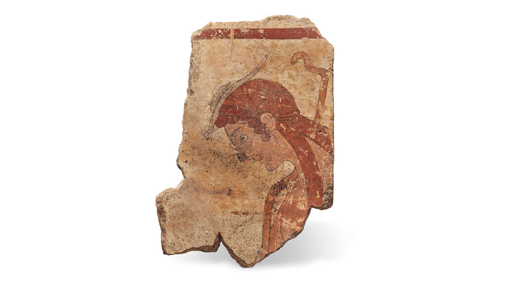 Venezia, presentato un inedito reperto etrusco: un Viaggiatore del VI-V secolo a.C.
