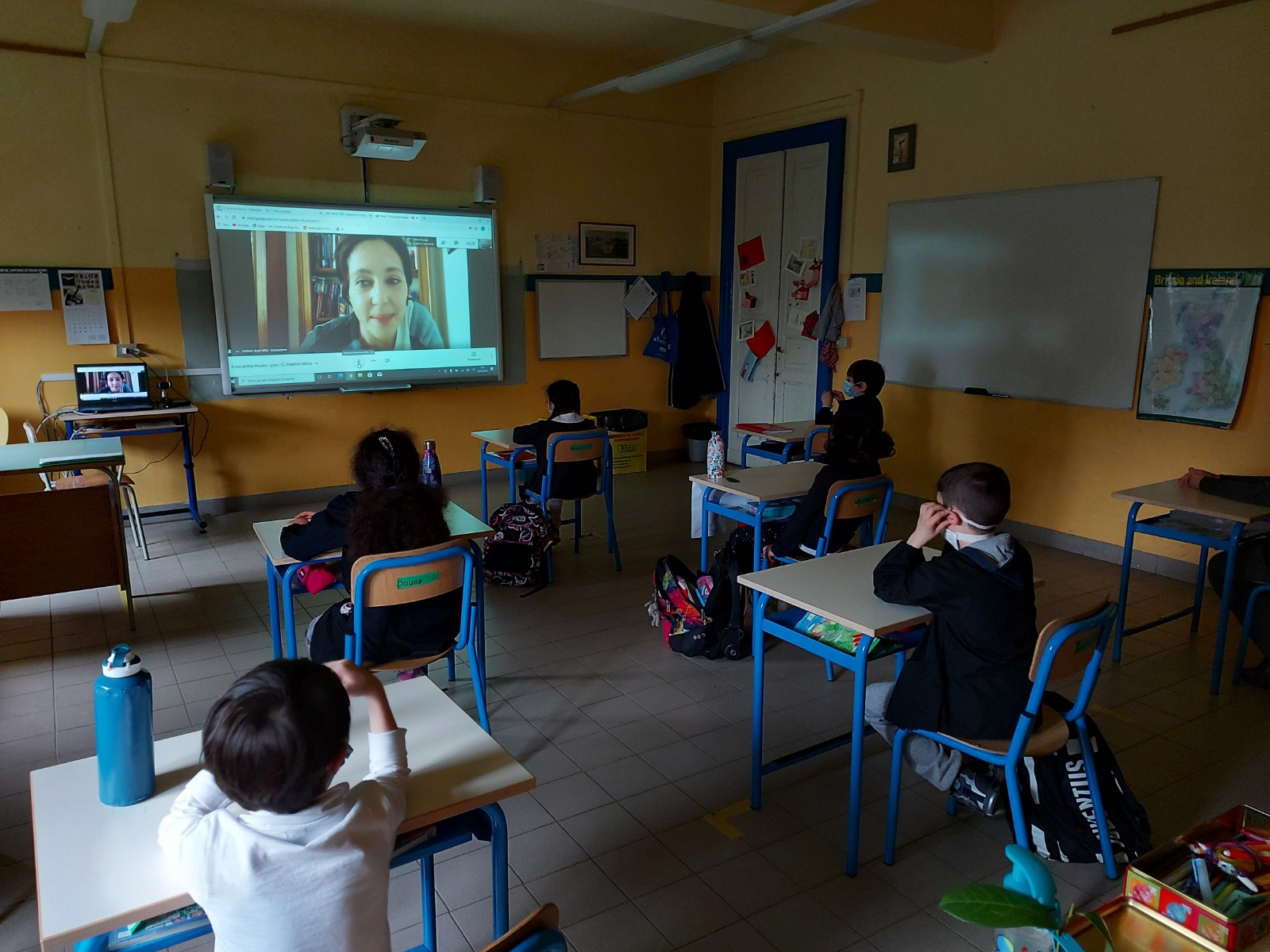 Arriva nelle scuole la DAD degli Uffizi: lezioni gratuite per raccontare i capolavori del Rinascimento