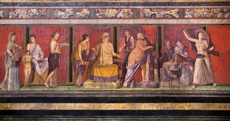 Pompei, riapre la Villa dei Misteri