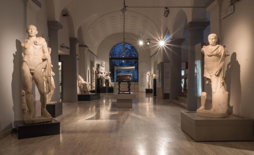 Un caso di Covid al Museo Archeologico Nazionale d'Abruzzo: chiuso il museo
