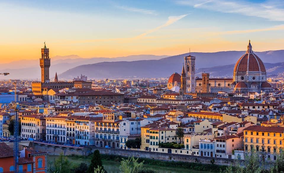 Firenze: San Miniato, Piazzale Michelangelo e il Giardino delle Rose sono Patrimonio Unesco