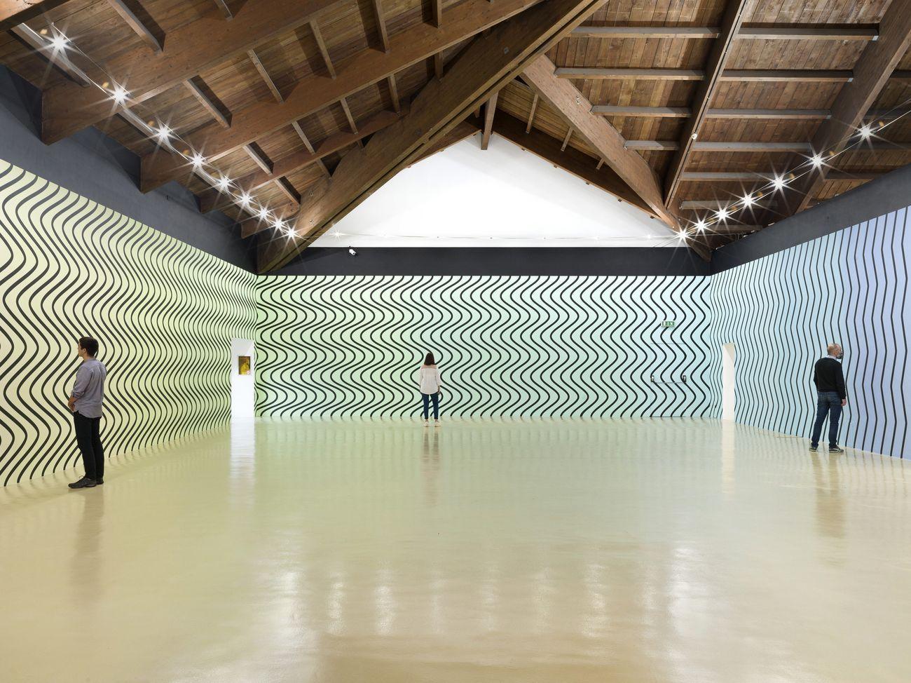 Uno dei più grandi musei d'arte contemporanea d'Italia diventa un centro vaccinazioni